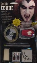 Vampir Count Make Up Kit