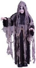 Gauze Zombie Child Costume. S