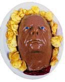 Pudding mold head
