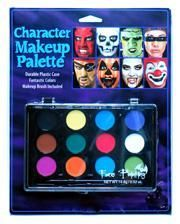 Make Up Palette 12 farbig