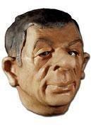Mr. Biene Schaumlatex Maske