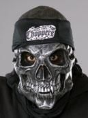 Road Rage Skull Mask