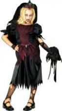 Zombie Queen Child Costume. M