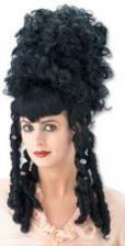 Mistress Wig Black