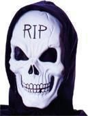 Scary Skeleton RIP Maske