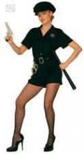 Hot Policewoman Costume. S