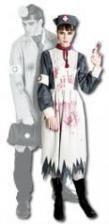 Lazaret Krankenschwester Kostüm Gr. L