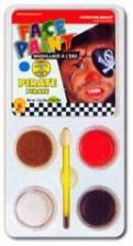 Pirates Aqua Make Up Make Up