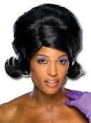 Dreamgirls Wig Black 60s Style