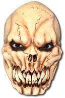Kannibalen Schädel Latexmaske