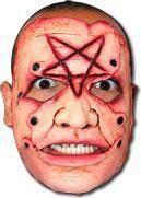 Serial Killer Pentacle Pat Mask