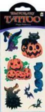 Happy Halloween Tattoo F