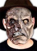 Skinned Zombie Half Mask