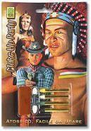 Indianer Schminkset