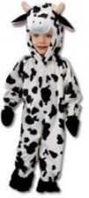 Cuddly cow costume L