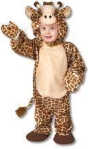 Funny Giraffe Child Costume 12-24 Mon