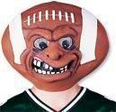 Footballfan Maske