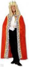 Royal robe with ermine