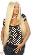 Blonde Long Hair Wig Daniela