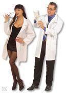 Arzt Labor Kittel Unisex L