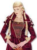 Rapunzel a wig Blond