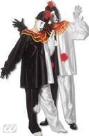 Pierrot Kostüm Gr. S