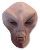 Alien mask made of foam latex