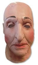 Old Lady Foam Latex Mask
