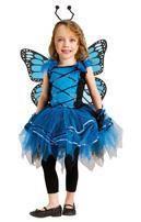 Ballerina Schmetterling Kleinkinderkostüm