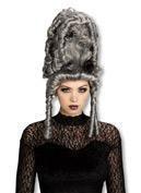 Duchess wig with spider