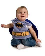 Batman Baby Costume