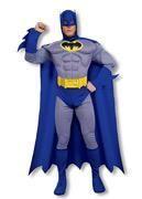 Batman Muskel Kostüm