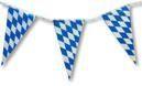 Bavarian lozenges Wimpelkette