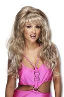 80s wig Farrah