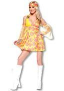 Flower Child Minidress S