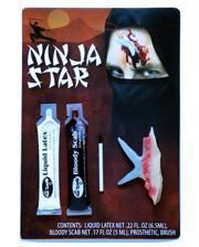 Ninja Star Wunden Kit
