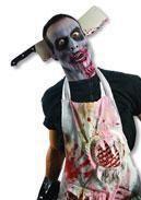 Zombie Metzgerbeil headdress