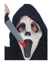 Blutiges Horror Messer
