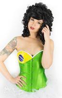 WM Corsage Brasilien