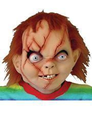 Chucky Horror Maske