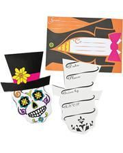 12 Day of the Dead Invitations
