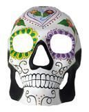 Day of the Dead Skull Maske Flowerheart