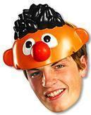 Sesame Street Ernie mask