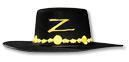 Zorro Hat Adult