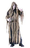 Fetzen Zombie Kostüm