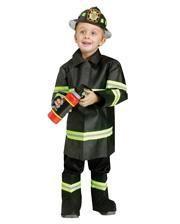 Feuerwehrman Child Costume
