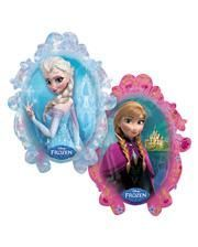 Foil Balloon Disney Frozen Metallic