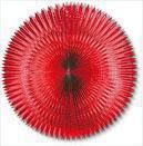 Foil Fan Red 90 cm