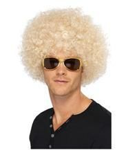 Funky Afro Wig blonde