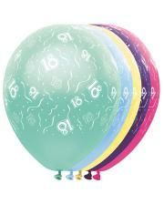 Geburtstag Ballons 18